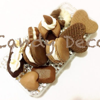 Chocolatier in Love iPhone 5/5s Case