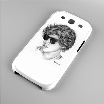 One Direction Harry Styles Art Pencil Samsung Galaxy S3 Case