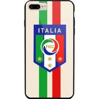 Italia world cup 2018 Logo art Design iPhone 6 6s 7 8 Plus Hard Plastic Case