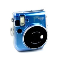 Fujifilm Instax Mini 70 Camera Case Crystal Clear Transparent Protection