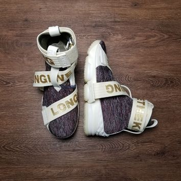 [ Free  Shipping ]Lebron XV 15 LIF Basketball Shoes Kith Stained Glass AO1068-900 Running Sneaker