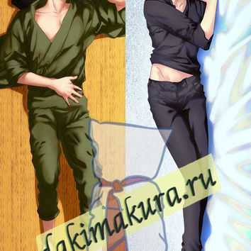 Anime Yuri!!! on Ice: Victor Nikiforov Dakimakura 50x150cm, 19.6x59 inch, Hugging Body Pillow Case N525