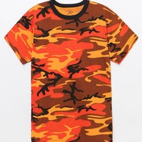 Rothco Camouflage T-Shirt at PacSun.com