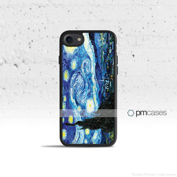 Van Gogh Starry Night Case Cover for Apple iPhone & iPod Touch