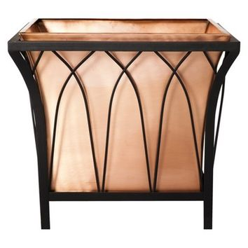 Smith & Hawken® Premium Quality Eden Park™ Copper Planter