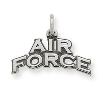 """Air Force"" Charm 