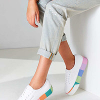 Superga Multicolor Platform Sneaker | Urban Outfitters
