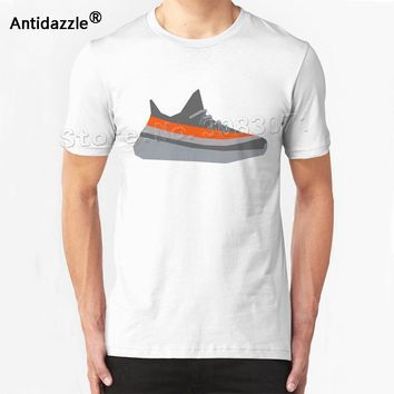 Antidazzle Summer Popular Asian Casual Design Men's Printed T shirt Round Neck Style White Male Creative Cool Tees Tops Male
