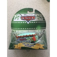 Disney Cars Diecast 1:55 Christmas Xmas Fuel Tide Cheer Fillmore