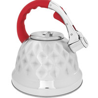 Unique Whistling Tea Kettle (3.2 Liters)