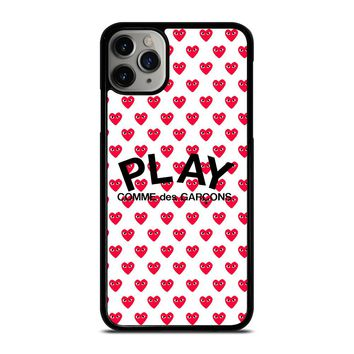 COMME DES GARCONS PLAY iPhone Case Cover