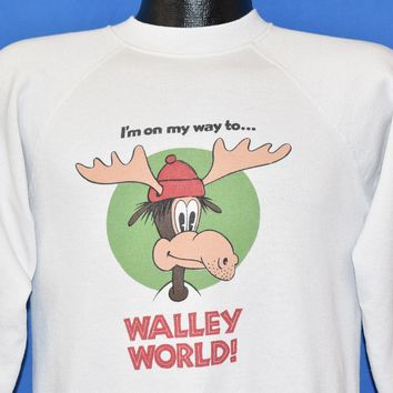 80s National Lampoon's Vacation to Walley World Sweatshirt Small