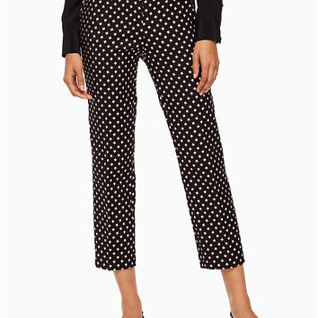 diamond cigarette pant | Kate Spade New York