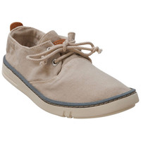 Timberland Earthkeepers Hookset Handcrafted Canvas Oxford Natura Natural Sneaker
