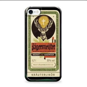 Jagermeister Retro Bottle iPhone 6 | iPhone 6S case