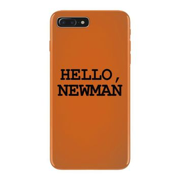 hello newman funny t shirt seinfeld vandelay tee s 3xl iPhone 7 Plus Case