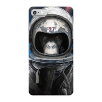 space momky iPhone 7 Case