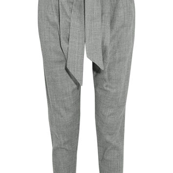 Vivienne Westwood Anglomania - Kung Fu flannel tapered pants