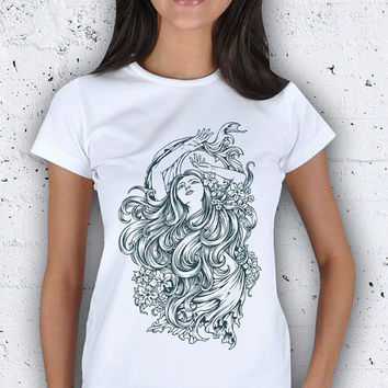 Hair Figure Women T-Shirt / Special Production (Limited Edition)