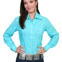 Women's Long Sleeve Western Shirts - Sheplers