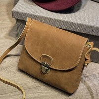 Casual Vintage Boho Crossbody Bag