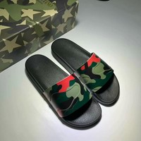 shosouvenir: Valentino:Camouflage series of slippers