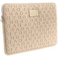 Marc by Marc Jacobs Dreamy Logo Neoprene M6121025 Laptop Bag - designer shoes, handbags, jewelry, watches, and fashion accessories | endless.com