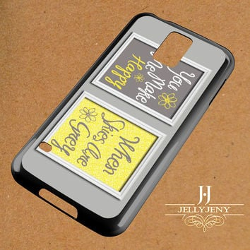 Yellow Gray You Are My Sunshine One Samsung Galaxy S3 S4 S5 S6 S6 Edge Case | Galaxy Note 3 4 Case