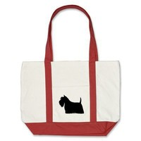 Scottish Terrier Bags from Zazzle.com