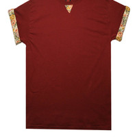 The Hidden Garden (Maroon) | NERDY FRESH