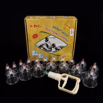 Massage Cupping Pull Vacuum Cans Opener