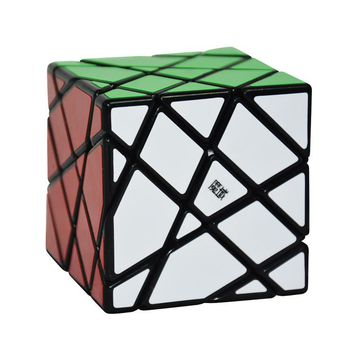 MoYu AoSu Axis Skew Magic Cube  4x4x4 Speed Puzzle Cubes Megaminx Cube Block Speed Cubes Learning Educational Cubo MagicToys
