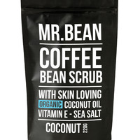 Organic Coffee Bean Scrub