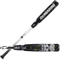 DeMarini Voodoo -3 Adult Baseball Bat with a 2 5/8-Inch Barrel BBCOR Approved (29-Ounce, 32-Inch)