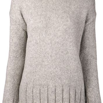 Nili Lotan round neck sweater