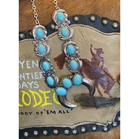 Turquoise Terry Necklace