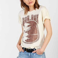 Midnight Rider Big Sur Boyfriend Tee- Ivory