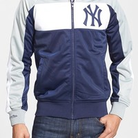 Men's Mitchell & Ness 'New York Yankees - Home Stand' Tailored Fit Track Jacket,