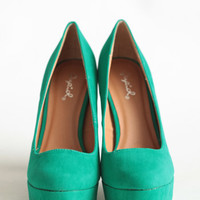 So Envious Heels - $39.00: ThreadSence, Women's Indie & Bohemian Clothing, Dresses, & Accessories