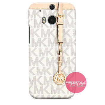 Michael Kors MK Bag Texture Print HTC Case Cover Series