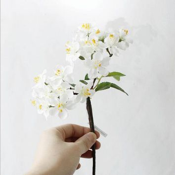 Artificial Flowers Cherry Blossoms Silk Wedding Party Decoration