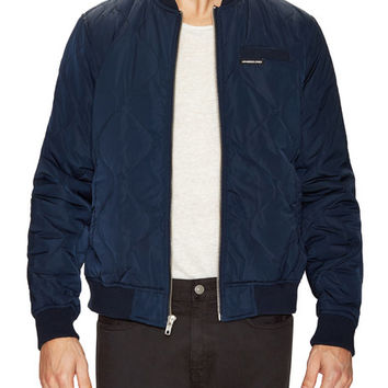 Oval Quilted Bomber by Members Only at Gilt