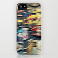 Jumbled Thoughts iPhone & iPod Case by Around the Island (Robin Epstein)