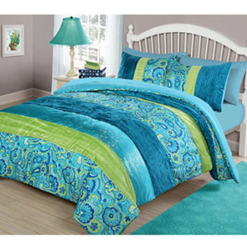 Walmart: your zone cool boho bedding comforter set