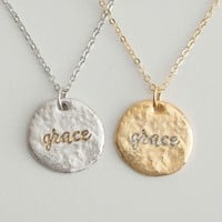 Grace - Wear-One-Share-One Necklace Set