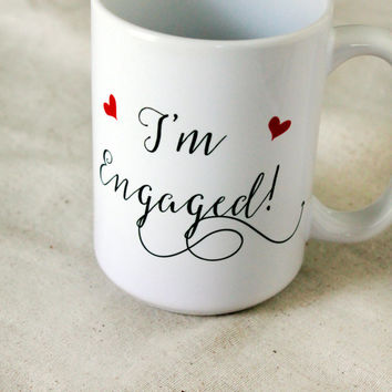 Bride to be Coffee mug, Custom Coffee Cup, Engaged coffee cup, personalized coffee mug, custom drinking cup, personalized cups, bridal gifts