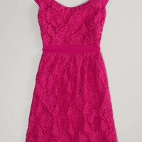 AEO Women's Lace Cutout Dress