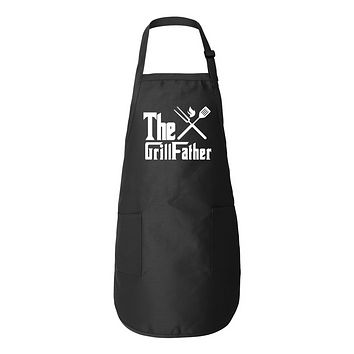 The GrillFather BBQ Apron For Dads