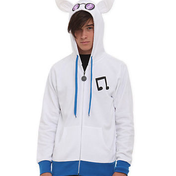 My Little Pony DJ PON-3 Hoodie | Hot Topic