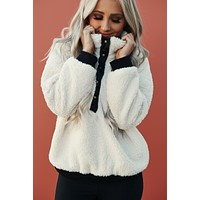 Uncontrollable Pullover Sweater (Cream)